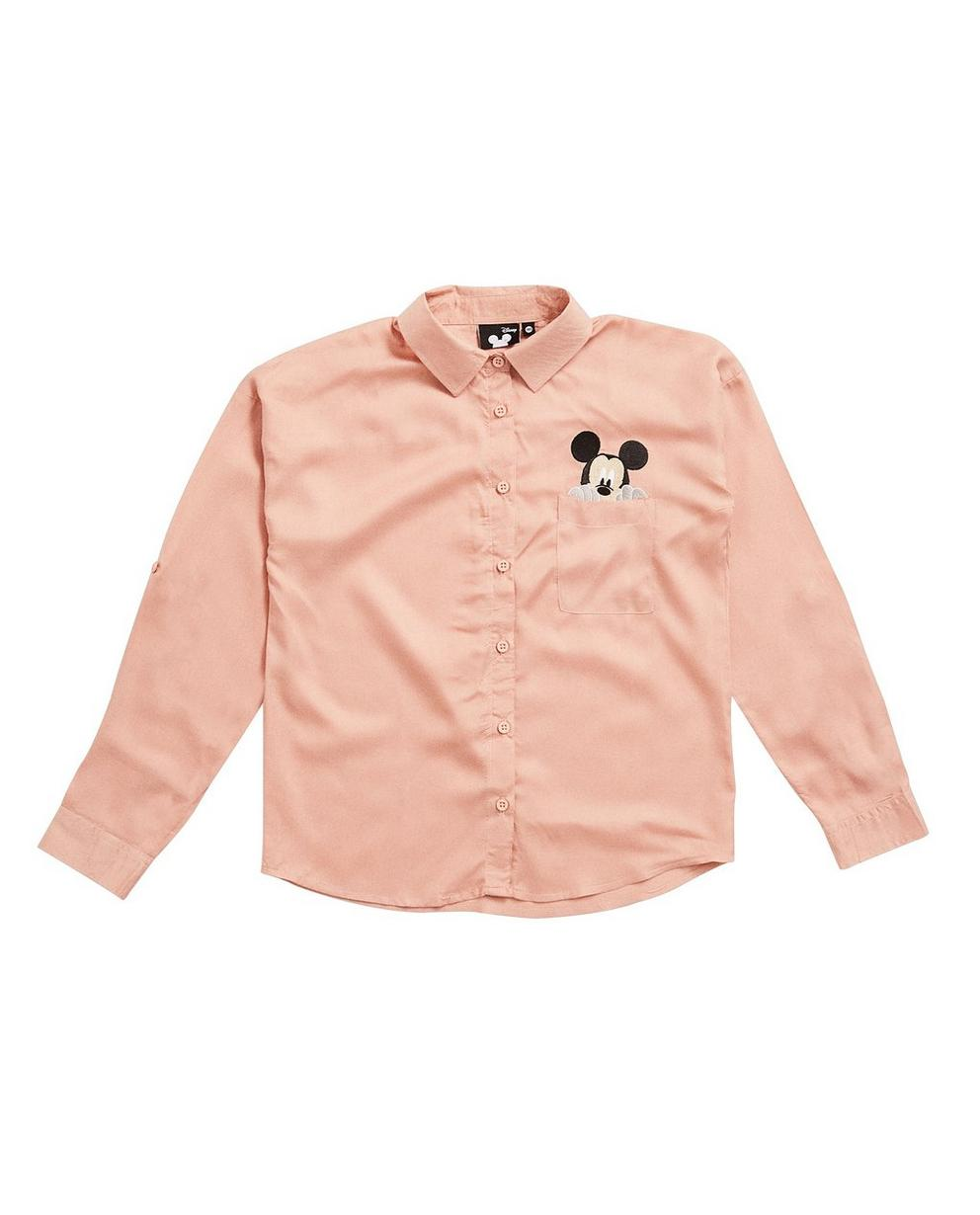 Hemden - Pink - Altrosa Hemd